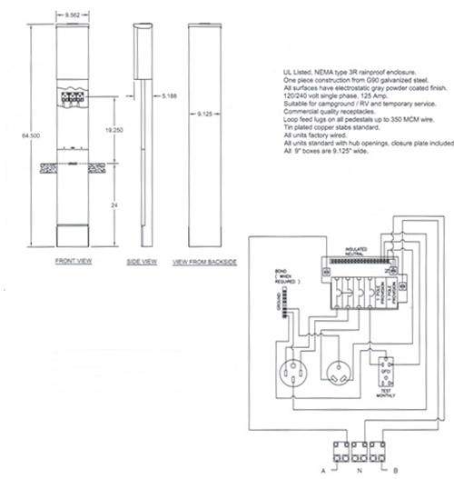 503020AMPPEDPOWERSPEC1 draft of rv electrical systems pinteres readingrat net wiring diagram rv park at fashall.co