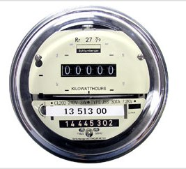 Refurbished Low Profile Electric Meter for RV Power Outlet Box,4 ...