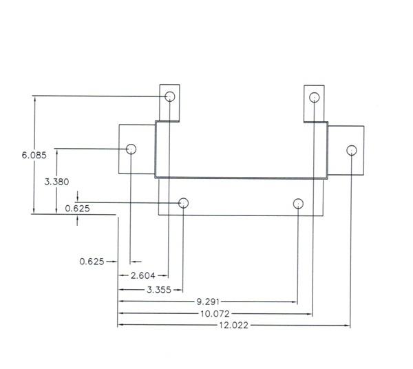 rv park power pedestal wiring diagram 50, 30, 20 amp rv pedestal with pad mount bracket - rv ... #12