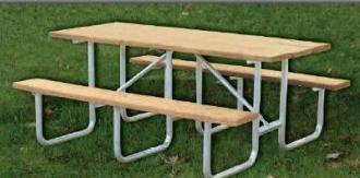 12 ft heavy duty commercial outdoor park picnic table for 12 foot picnic table