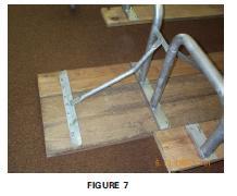 step - Picnic Table Kit